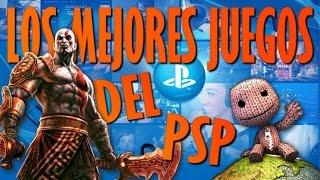 Top 10 Mejores Juegos De la PSP 2018 - Playstation Portable