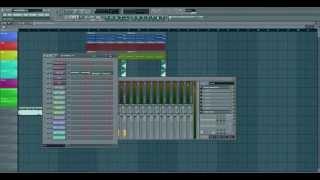 {FLP} Calvin Harris ft. John Newman - Blame FL Studio 11 Remake (Frederick)