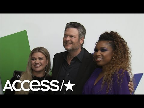 'The Voice': Kelly Clarkson, Blake Shelton & Jennifer Hudson Dish On Their Artists Making The Top 4
