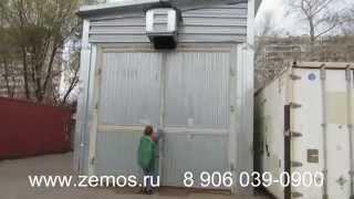 Склад 52 м2 с кран-балкой на севере Москвы |www.zemos.ru|(, 2015-11-13T10:17:23.000Z)