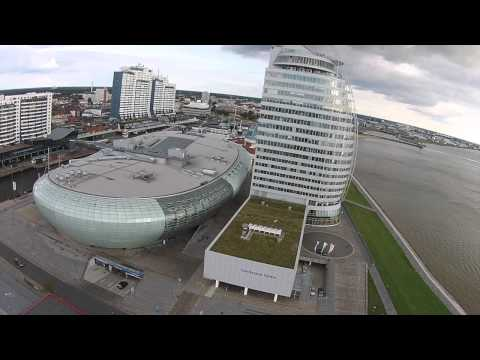My litte Hometown: Bremerhaven-Germany.
