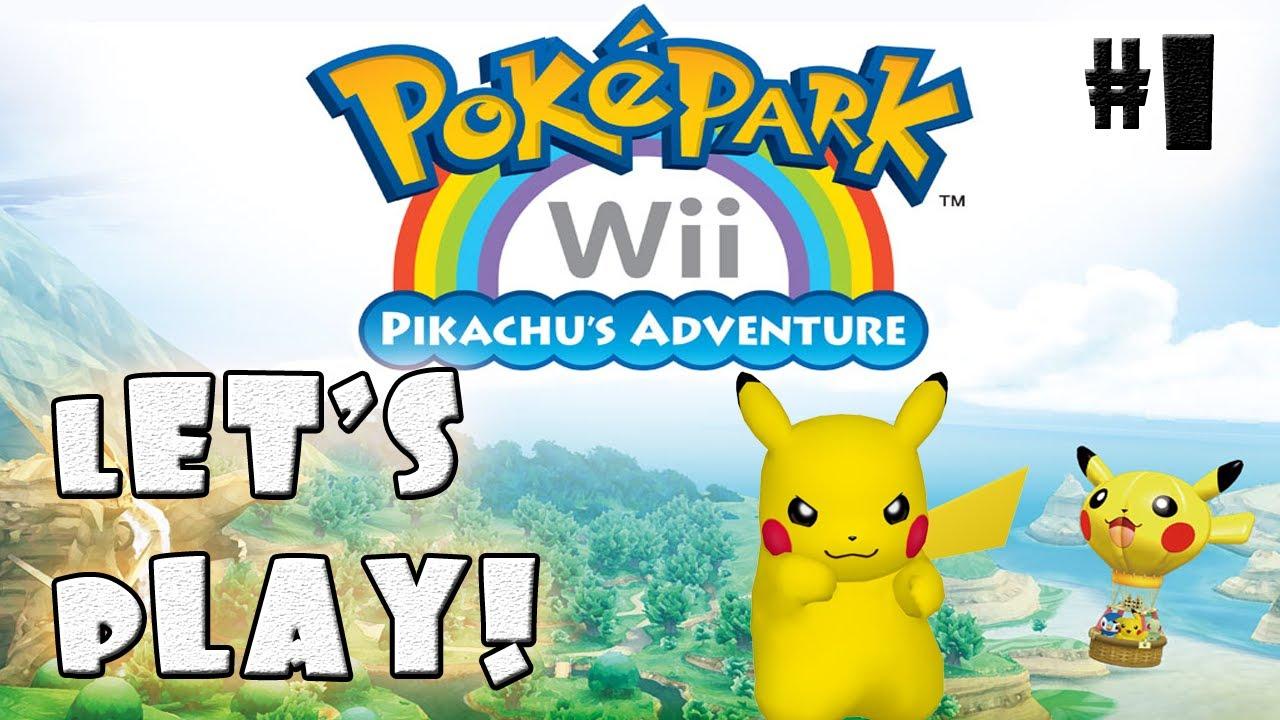 pokepark wii pikachu 39 s adventure episode 1 youtube. Black Bedroom Furniture Sets. Home Design Ideas