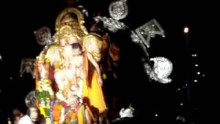GSB Ganpati Visarjan video by Kunal Ayare