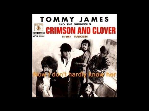 Crimson and Clover • Original • 1968 • Tommy James & The Shondells