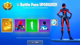 *NEW* SEASON 10 BATTLE PASS and FREE ITEMS in Fortnite..
