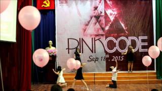[Pink Code] Chạy (On my way) - MIR