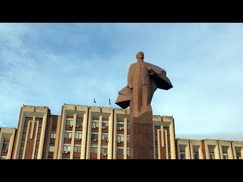 Video: Transnistria, a republic in limbo at the edge of Europe
