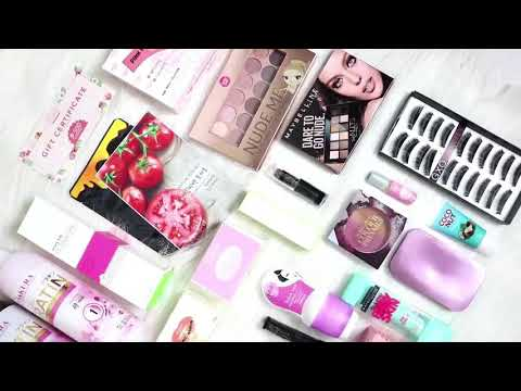 PASABOG SA MAYO (Php 15,000)  WORTH OF BEAUTY PRODUCTS   Todaywithshy Channel