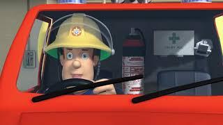 Erste Hilfe Sam! 🏥 Feuerwehrmann Sam ⭐️ Zeichentrick für Kinder