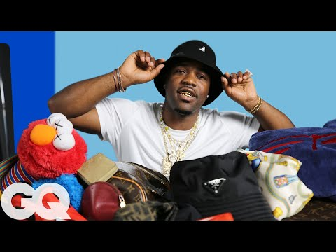 10 Things A$AP Ferg Can't Live Without | GQ