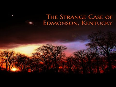 ''The Strange Case of Edmonson, Kentucky'' by Joe Terrell | MYSTERIOUS DESERTED TOWN STORY