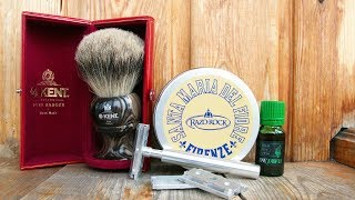 355 Барбарис, Kent H12 28mm Best Badger, Santa Maria Del Fiore, Dejavu  #homelike, #бритьё, #dejavu