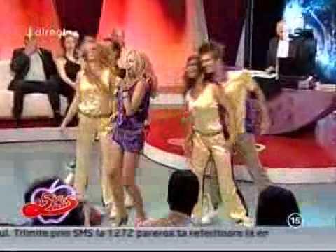 Trouble Crew Romania si Ana Maria Ferentz @ Un show pacatos - Antena 1