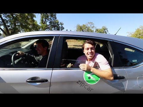 Exploring Big Sur with Brett Conti | Zipcar