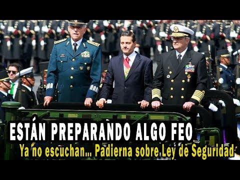 """""""Ya no escuchan… están preparando algo feo en México los prianistas"""