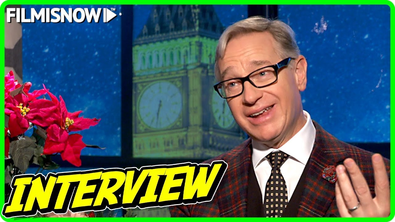 LAST CHRISTMAS | Paul Feig talks about the movie - Official Interview
