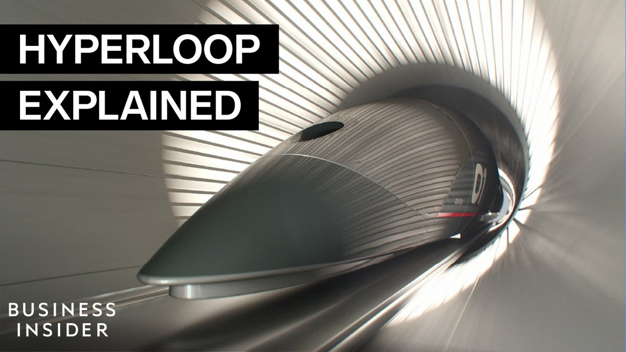 How Elon Musk's 700 MPH Hyperloop Concept Could Become The Fastest Way To Travel