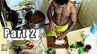 Best Meal Transformation Muscle Growth & Fat Loss | Beste Mahlzeit Muskelaufbau Fettabbau | Part 2