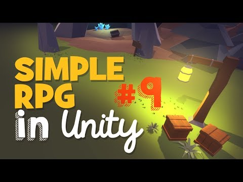 Item Database | Making a Simple RPG - Unity 5 Tutorial (Part 9)