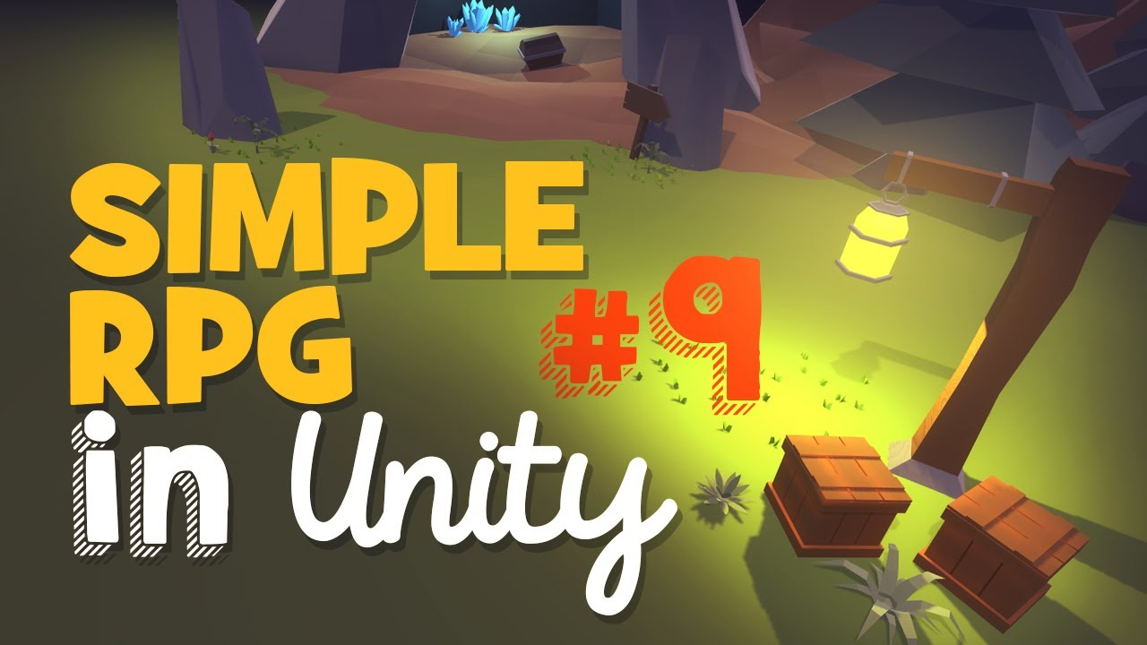 Item Database | Making a Simple RPG - Unity 5 Tutorial (Part 9)