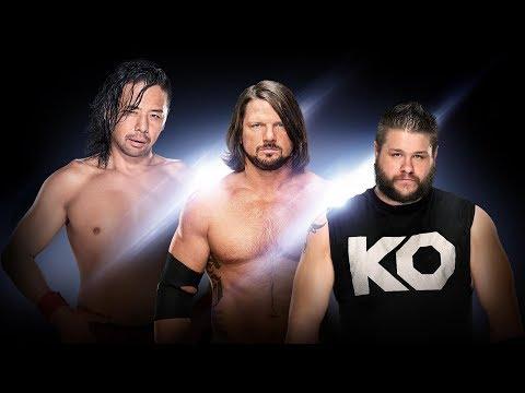 WWE Live - Texarkana, AR - August 28th, 2017