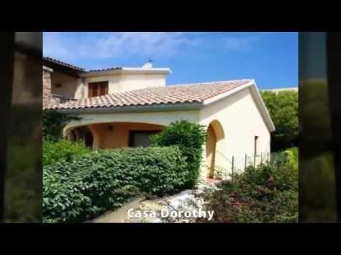 Orizzonte Casa Sardegna  Villetta Montepetrosu San Teodoro  Casa Dorothy   YouTube