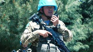 Миротворцы: обеспечение мира и безопасности