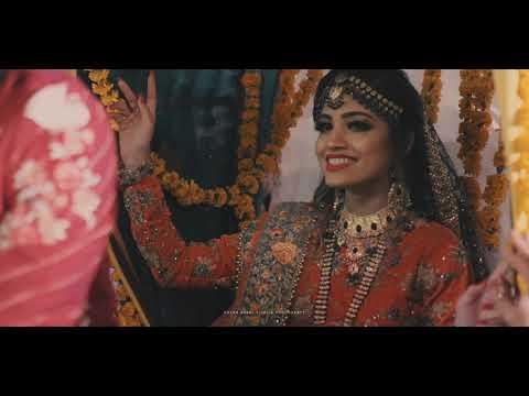 Ariba & Zain's Mendhi Highlight