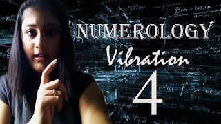 Numerology Number 4 - Number 4 in Numerology - Importance of Number 4 - Numerology Calculations - Nu