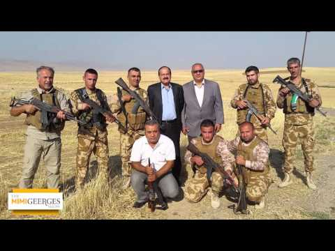 Commander of Assyrian Christian Militia