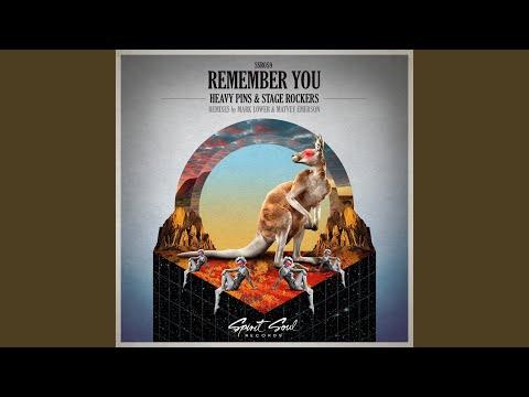 Remember You (Original Mix)