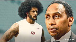 The NFL's Kaepernick PR Stunt Backfires, Stephen A. Smith Proves He's A Hater!