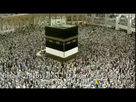 Talbiyah of Hajj..