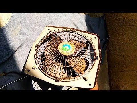 how to clean kitchen exhaust fan / Rockfort Junction