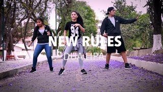 New Rules - Dua Lipa - Zumba - Flow dance fitness