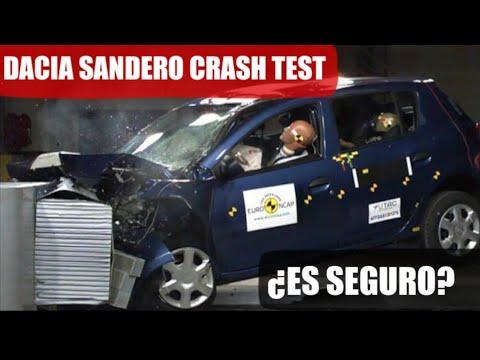 ¿Es seguro un Dacia Sandero?