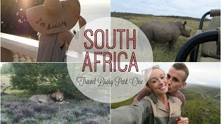 South Africa Travel Diary |  Ellerman House Cape Town & Gondwana Game Reserve   |   Fashion Mumblr
