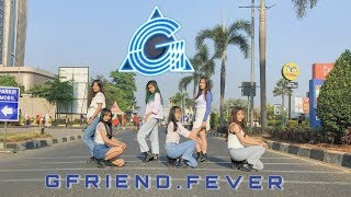 [KPOP IN PUBLIC CHALLENGE] GFRIEND(여자친구) - Fever(열대야) by Call Friend from Indonesia