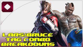 Tag Combo Breakdowns: Lars/Bruce [TTT2]