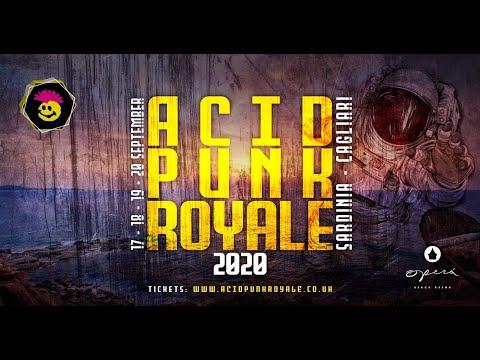 Acid Steve - Acid Punk Royale 2020 - Promo Mix