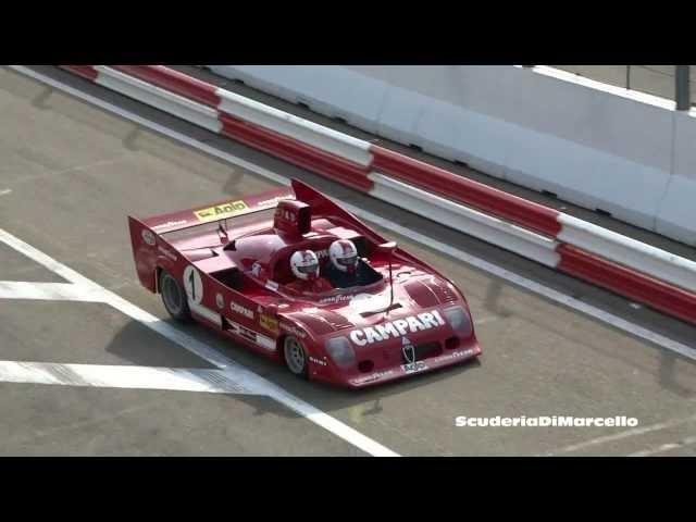 Alfa Romeo 33 TT 12 PURE SOUND