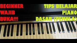 tips belajar piano paling dasar pemula