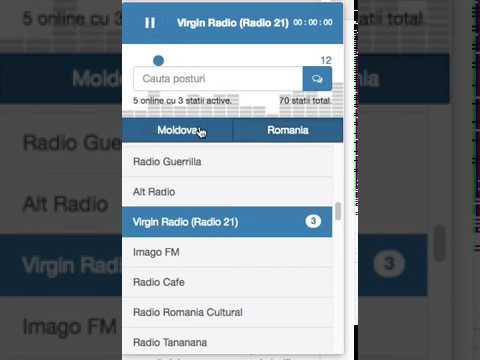 Radio Moldova si Romania