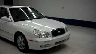 J5406a 2005 Hyundai Sonata Four Door-Gls-Fwd-Auto-Heated Seats-Moon Www.Lenzauto.Com $6,497