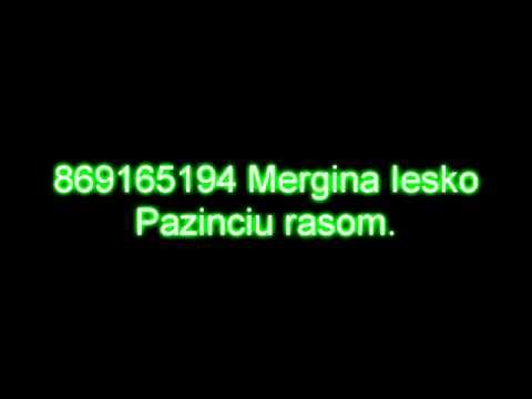 Iesko Vaikino - YouTube