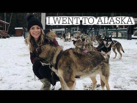 I WENT TO ALASKA