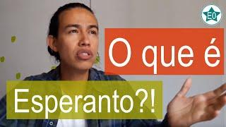 O q é Esperanto? | Esperanto do ZERO!