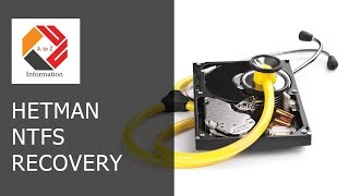 How To Recover Data From System NTFS Partition With Hetman NTFS Recovery Software