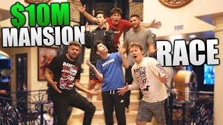 2HYPE EPIC $10 MILLION MANSION OBSTACLE COURSE!