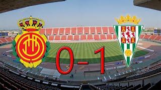Gol de Florín Andone | Mallorca 0-1 Córdoba | Liga Adelante 15/16